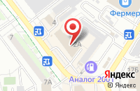 Схема проезда до компании Евросеть в Жуковском
