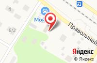 Схема проезда до компании Автосервис в Ильинском