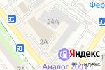Схема проезда до компании Квартира в Жуковском