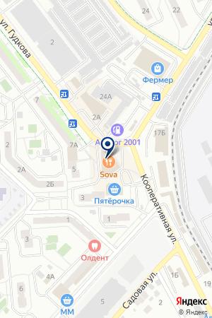 АСПЕКТ ОПТИКА на карте Жуковского
