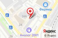 Схема проезда до компании Автоспец в Жуковском