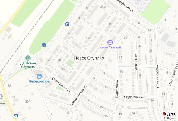 купить квартиру в ЖК Новое Ступино