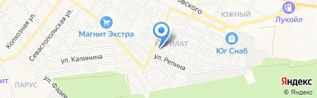 Супер-СТОРОЖ на карте Геленджика