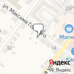 Магазин салютов Валуйки- расположение пункта самовывоза