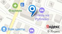 Компания ГЕЛПРОЕКТ на карте