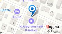 Компания Золотой кадр на карте