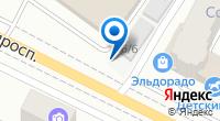 Компания Всё для бань на карте