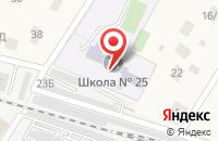 Схема проезда до компании 5х5 в Ильинском