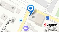 Компания Юг-текстиль на карте