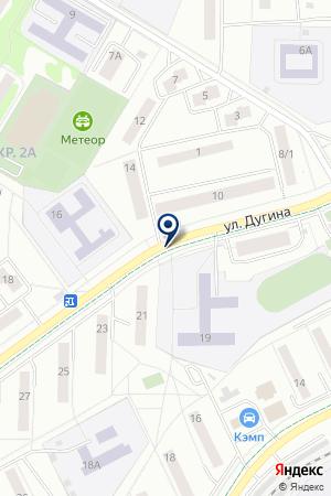 АВТОСТОЯНКА № 2 на карте Жуковского