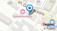 Компания АнВаРус на карте