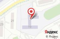Схема проезда до компании Средняя общеобразовательная школа №7 в Жуковском