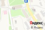 Схема проезда до компании Врачебная амбулатория в Партизане