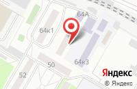 Схема проезда до компании Дети нашего города в Жуковском