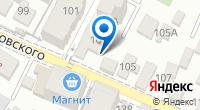 Компания Керхер на карте