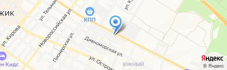 Ж.С.К.ФОНД на карте Геленджика