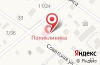 Схема проезда до компании Ильинская поликлиника в Ильинском