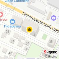 Световой день по адресу Россия, Краснодарский край, Геленджик, Прасковеевская улица, 21