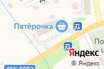 Схема проезда до компании Ивановский текстиль в Вялках