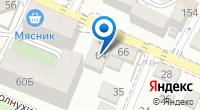 Компания Red code на карте