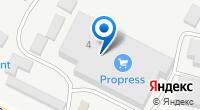 Компания Ландшафт ПРО на карте