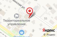 Схема проезда до компании МосОблЕИРЦ в Ильинском