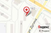 Схема проезда до компании РОСНО-МС в Жуковском