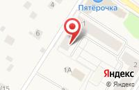 Схема проезда до компании АТ-Девелопмент в Ильинском