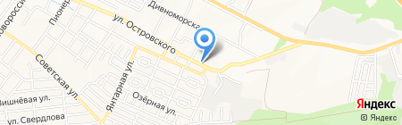 Премьер-центр на карте Геленджика