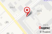 Схема проезда до компании Фитинг Ателье в Ильинском