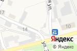 Схема проезда до компании Автостоянка в Дубовке