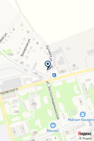 Софья на карте Дубовки