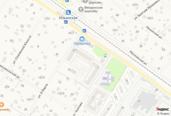 жилой комплекс Ильинский парк