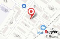 Схема проезда до компании Агнора в Жуковском