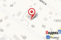 Схема проезда до компании МосОблЭнерго в Ильинском