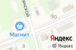Схема проезда до компании Киоск по продаже печатной продукции в Дубовке
