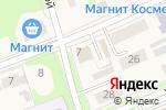 Схема проезда до компании Магазин бытовой химии и хозяйственных товаров в Дубовке
