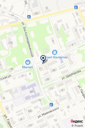 Александр на карте Дубовки