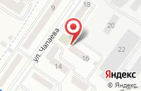 Схема проезда до компании Фея в Жуковском