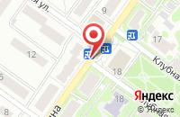 Схема проезда до компании Стройрост в Заворово