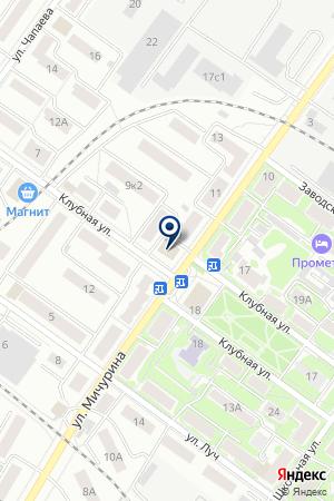 D.A.CONSULTING на карте Жуковского