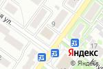 Схема проезда до компании Макситехгрупп в Жуковском