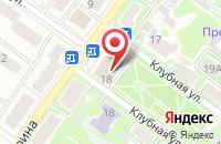 Схема проезда до компании Автоимпорт в Жуковском
