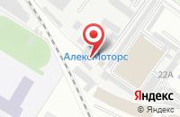 Схема проезда до компании АвтоЛучСервис в Жуковском