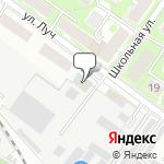 Магазин салютов Жуковский- расположение пункта самовывоза