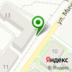 Местоположение компании Жуковская детская школа искусств