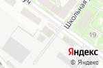 Схема проезда до компании ТРИУМП БИРИНГ в Жуковском
