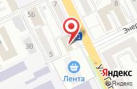 Схема проезда до компании Лечу в Жуковском