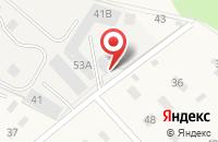 Схема проезда до компании Сахара Пак в Ильинском