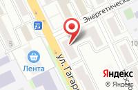 Схема проезда до компании Мотив в Жуковском